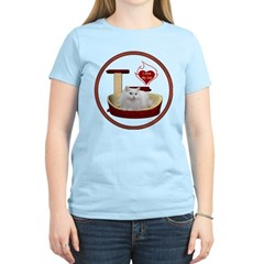 Cat #5 Women's Light T-Shirt