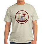 Cat #5 Light T-Shirt