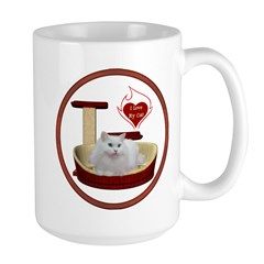 Cat #5 Mug
