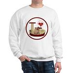 Cat #6 Sweatshirt