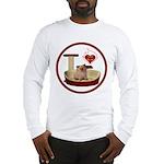 Cat #6 Long Sleeve T-Shirt