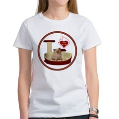 Cat #6 Women's T-Shirt