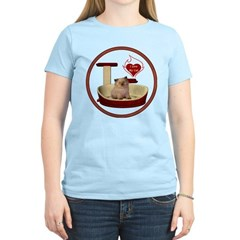 Cat #6 Women's Light T-Shirt