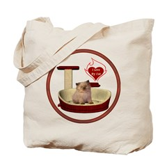 Cat #6 Tote Bag