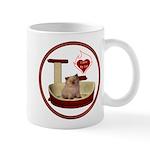Cat #6 Mug
