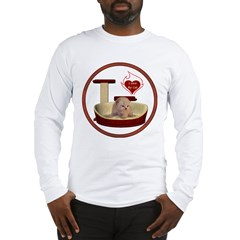 Cat #7 Long Sleeve T-Shirt
