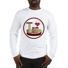 Cat #7 Long Sleeve T-Shirt