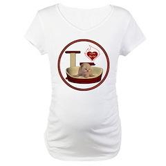 Cat #7 Maternity T-Shirt