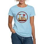 Cat #7 Women's Light T-Shirt