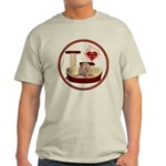 Cat #7 Light T-Shirt