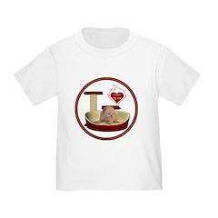 Cat #7 Toddler T-Shirt
