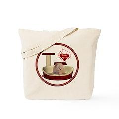Cat #7 Tote Bag