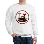 Cat #8 Sweatshirt