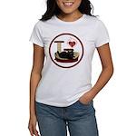 Cat #8 Women's T-Shirt