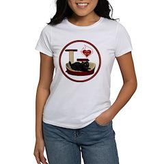 Cat #8 Tee