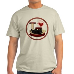 Cat #8 T-Shirt