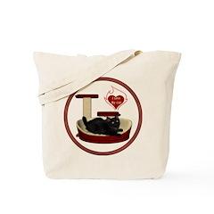 Cat #8 Tote Bag