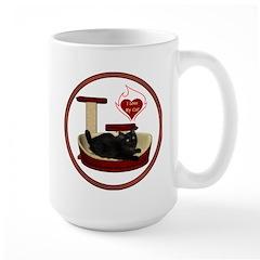 Cat #8 Mug