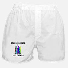 SCHIZOPHRENIA Boxer Shorts
