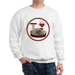Cat #9 Sweatshirt
