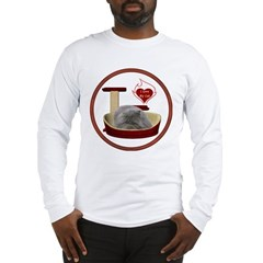 Cat #9 Long Sleeve T-Shirt