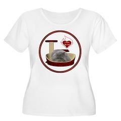 Cat #9 T-Shirt