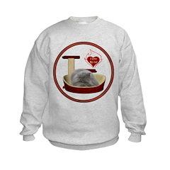 Cat #9 Sweatshirt