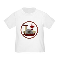 Cat #9 Toddler T-Shirt