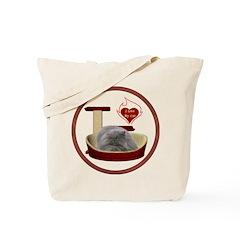Cat #9 Tote Bag