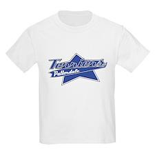 Baseball Patterdale Terrier T-Shirt