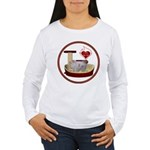 Cat #10 Women's Long Sleeve T-Shirt