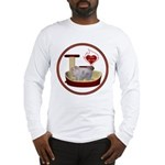 Cat #10 Long Sleeve T-Shirt