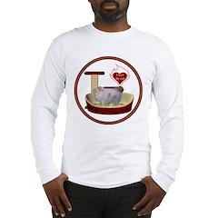 Cat #10 Long Sleeve T-Shirt