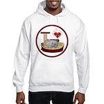 Cat #10 Hooded Sweatshirt