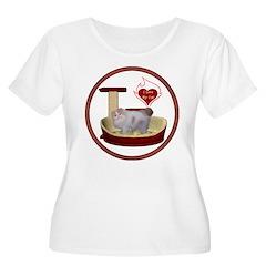 Cat #10 T-Shirt