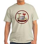 Cat #10 Light T-Shirt
