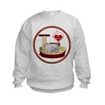 Cat #10 Kids Sweatshirt