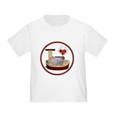 Cat #10 Toddler T-Shirt
