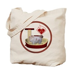 Cat #10 Tote Bag