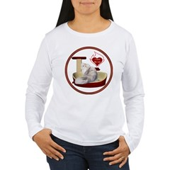 Cat #11 Women's Long Sleeve T-Shirt