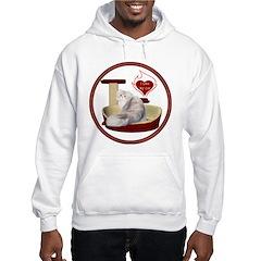 Cat #11 Hooded Sweatshirt