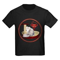 Cat #11 Kids Dark T-Shirt