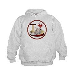 Cat #11 Kids Hoodie