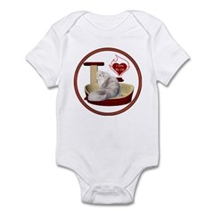 Cat #11 Infant Bodysuit