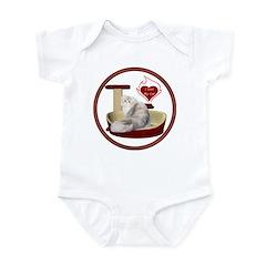 Cat #11 Infant Bodysuit