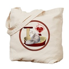 Cat #11 Tote Bag