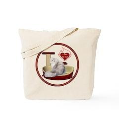 Cat #11 Tote Bag