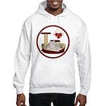Cat #12 Hooded Sweatshirt