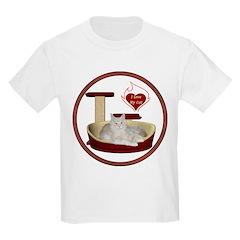Cat #12 Kids Light T-Shirt
