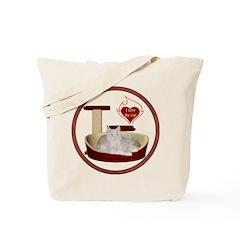 Cat #12 Tote Bag